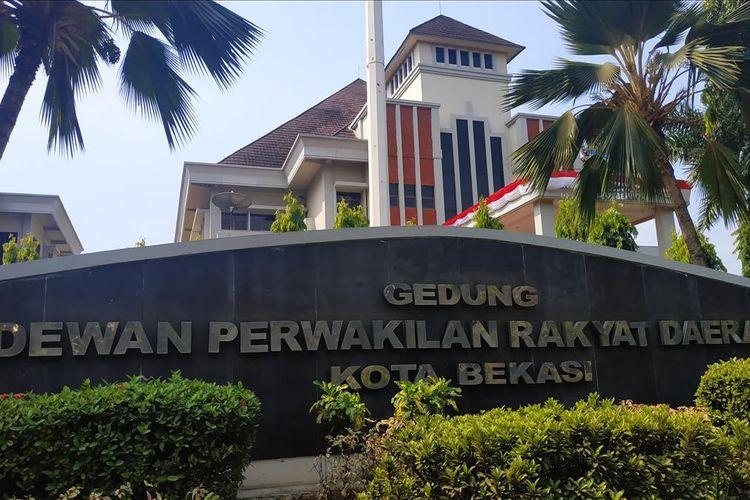 Gedung DPRD Kota Bekasi.