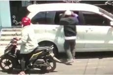 Viral, Aksi Pencuri Bobol Mobil Kru Trans7 yang Sedang Liputan