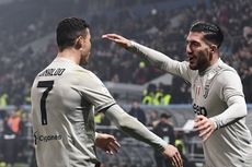 Sassuolo Vs Juventus, Si Nyonya Besar Raih Kemenangan Ke-20