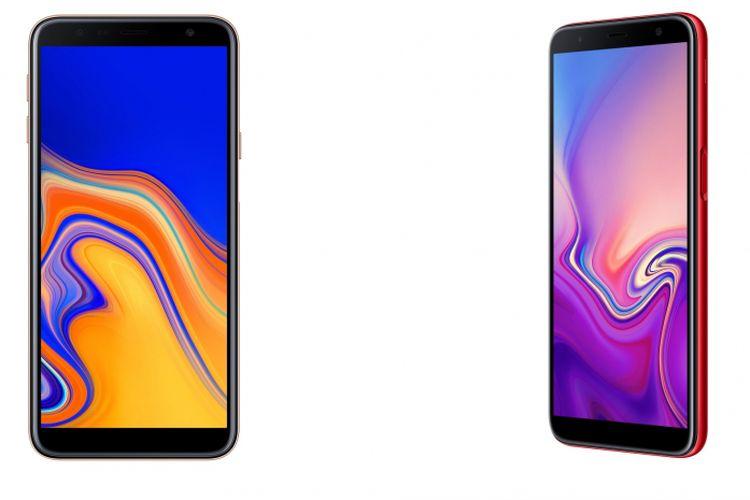 Samsung Galaxy J4 Dan J6 Masuk Indonesia Harga Mulai Rp 2 Jutaan