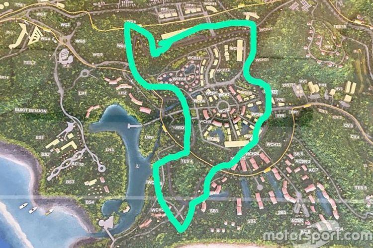 Rencana pembangunan sirkuit MotoGP di Mandalika, Lombok