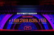 Dalam 1,25 Menit, Penjualan Alibaba di Singles Day China Rp 21 Triliun