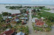 Banjir Rendam 300 Rumah Warga di Sidrap Sulsel