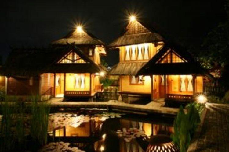 Kampung Sumber Alam, Garut, Jawa Barat.