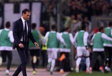 Respons Allegri Setelah Juventus Tumbangkan 9 Pemain Chievo