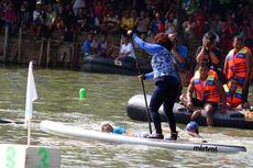 Menteri Susi: Masyarakat Harus Berenang, Kalau Tidak Nanti Sakit