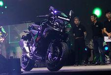 Alasan Kawasaki Ninja 250 Tak Pakai Setang Underyoke