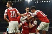 Hasil Liga Europa, Arsenal dan Chelsea Sama-sama Lolos