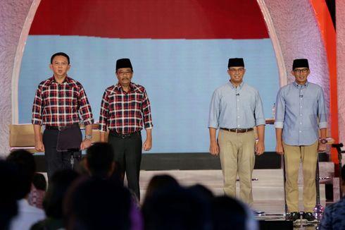 Ini Hasil Rekapitulasi Suara Putaran Kedua Pilkada DKI Jakarta