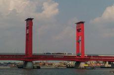 Malam Tahun Baru, Jembatan Ampera akan Ditutup 2 Jam