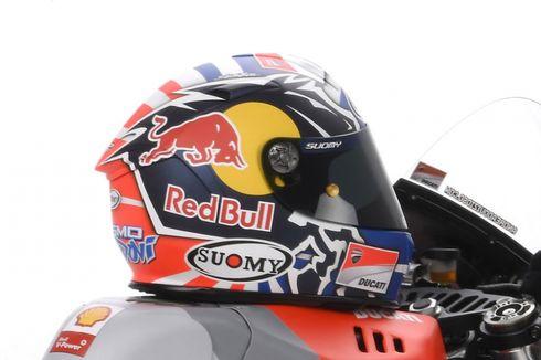 Helm Pebalap MotoGP Wajib Lolos Homologasi