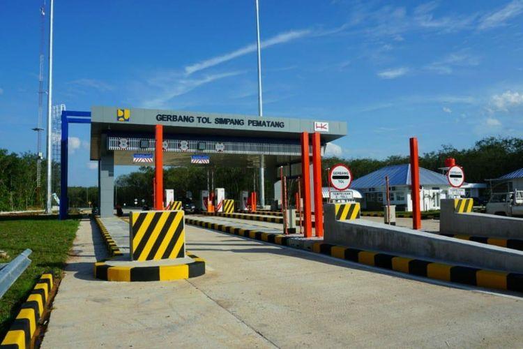 Gerbang Tol Simpang Pematang