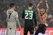 Sassuolo Vs Juventus, Kronologi 'Fans' Bertelanjang Dada Dekati Ronaldo