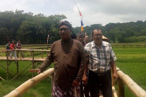 Lagi Ngehits! Sawah Sukorame di Bantul Dikunjungi 3.000 Wisatawan