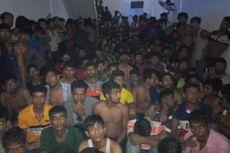 193 WN Bangladesh yang Disekap di Ruko Minta Pulang ke Negaranya