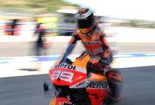 Punya Catatan Apik, Lorenzo Ogah Anggap Enteng MotoGP Seri Perancis