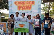Garda Satwa dapat Donasi 800 Kg Makanan Anjing dan Kucing