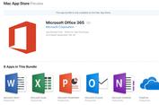 Microsoft Office Kini Bisa Diunduh di Mac Apps Store