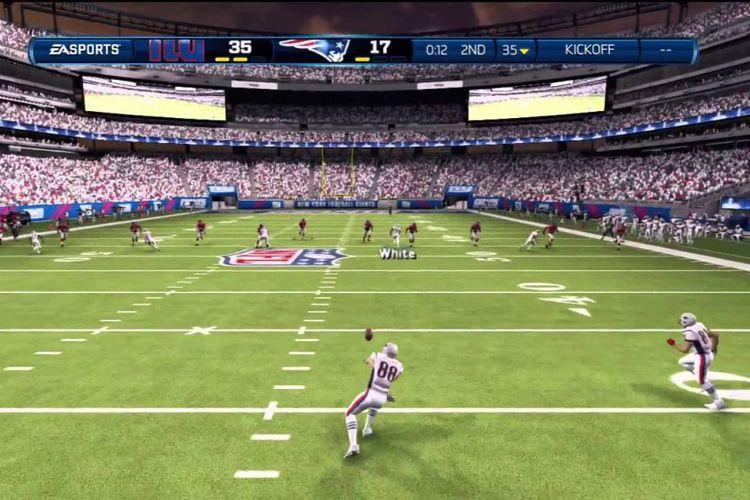 Game football Amerika Serikat, Madden 13.