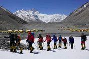 Perjalanan Tim Wissemu Ke Puncak Everest Diperkirakan Tujuh Hari