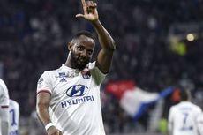 Digoda Man United, Moussa Dembele Pilih Setia Bersama Lyon