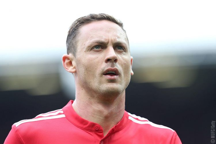 Pemain Man United, Nemanja Matic.