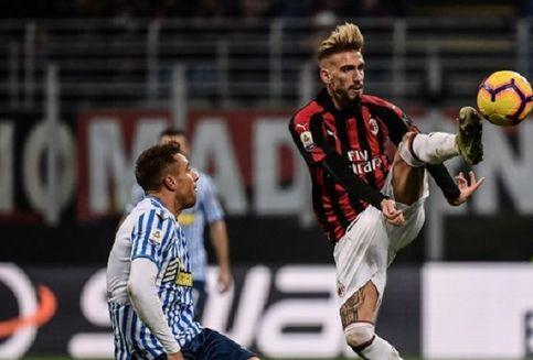Hasil Liga Italia, Jadi Tuan Rumah, AC Milan dan Napoli Menang Tipis