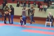 Pria Kuwait Serang Bocah yang Kalahkan Anaknya dalam Laga 'Kickboxing'
