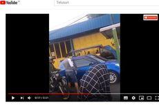 Viral, Video Pria Tampar Mahasiswi Gara-gara Masalah Parkir Mobil