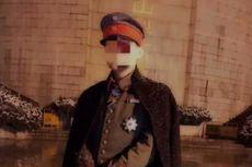 Polisi China Tangkap Pria Berpakaian Nazi di Taman Pahlawan
