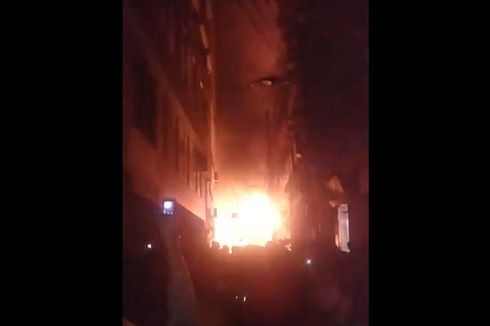Kebakaran Hebat Landa Bangunan di Bangladesh, 56 Orang Tewas