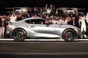 Lelang Toyota Supra 2020 Nyaris Rp 30 Miliar