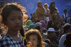 Gempa Lombok, 555 Korban Meninggal, 390.529 Mengungsi