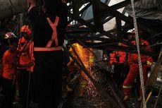 PT KAI Evakuasi Gerbong KRL yang Anjlok di Bogor, Sore Ini