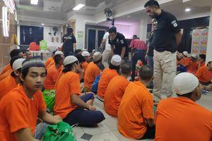 Berkas Lengkap, 75 Tersangka Perusuh 22 Mei Diserahkan ke Kejari Jakbar