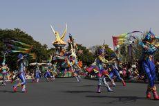 Berita Foto: Semaraknya Parade Tokoh Disney di Tokyo Disneyland (1)