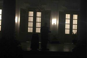 Peringati Earth Hour, Lampu di Balai Kota DKI Dipadamkan