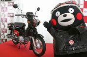 Honda Luncurkan Super Cub Bertema Kumamon