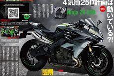 Kawasaki Indonesia Tepis Kabar Produksi Ninja ZX-25R