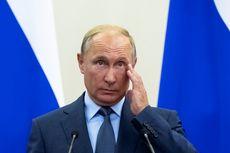 Putin: Pesawat Rusia yang Ditembak Jatuh Suriah adalah Sebuah Kecelakaan