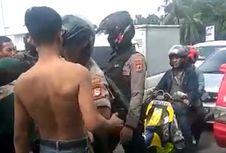 Pukul Polisi Saat Demo, Mahasiswa Makassar Ditangkap