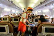 10 Hal yang Pantang Dilakukan saat Berada di Pesawat