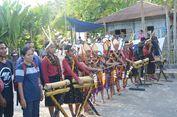 Tarian Tradisional Khas Nagekeo Tampil di Festival Pantai Enagera