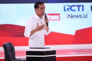 Jokowi: Kalau Ada yang Ragu Pembangunan 191.000 Km Jalan Desa, Silahkan Ukur Sendiri