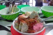 Wow! Pedas nan Gurih Mi Sop Kepiting