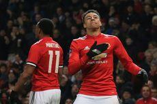 Lingard Akui Tekanan Bermain untuk Manchester United Besar