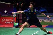 Giliran 2 Pemain Elite China Mundur dari India Open 2019