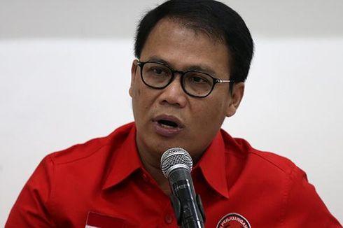 PDI-P Tunjuk Utut Adianto dan Ahmad Basarah sebagai Pimpinan DPR dan MPR