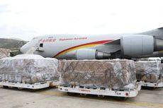 Mendarat di Venezuela, Pesawat China Angkut Bantuan Medis 71 Ton