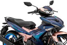 Edisi Terbatas Yamaha Aerox dan MX King Bertema 'Doxou Version'